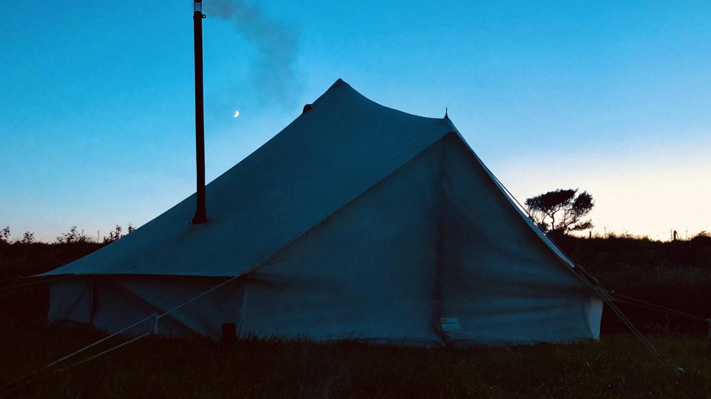 Wild Camping Cornwall